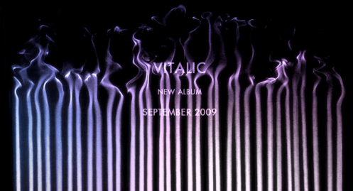 Vitalic's new album - September 2009